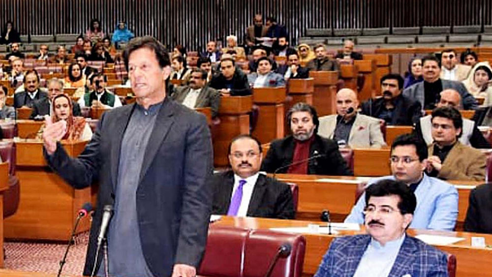 پاکستان: او آئی سی اجلاس میں شرکت پر حزب اقتدار اور اپوزیشن پارٹیاں منقسم