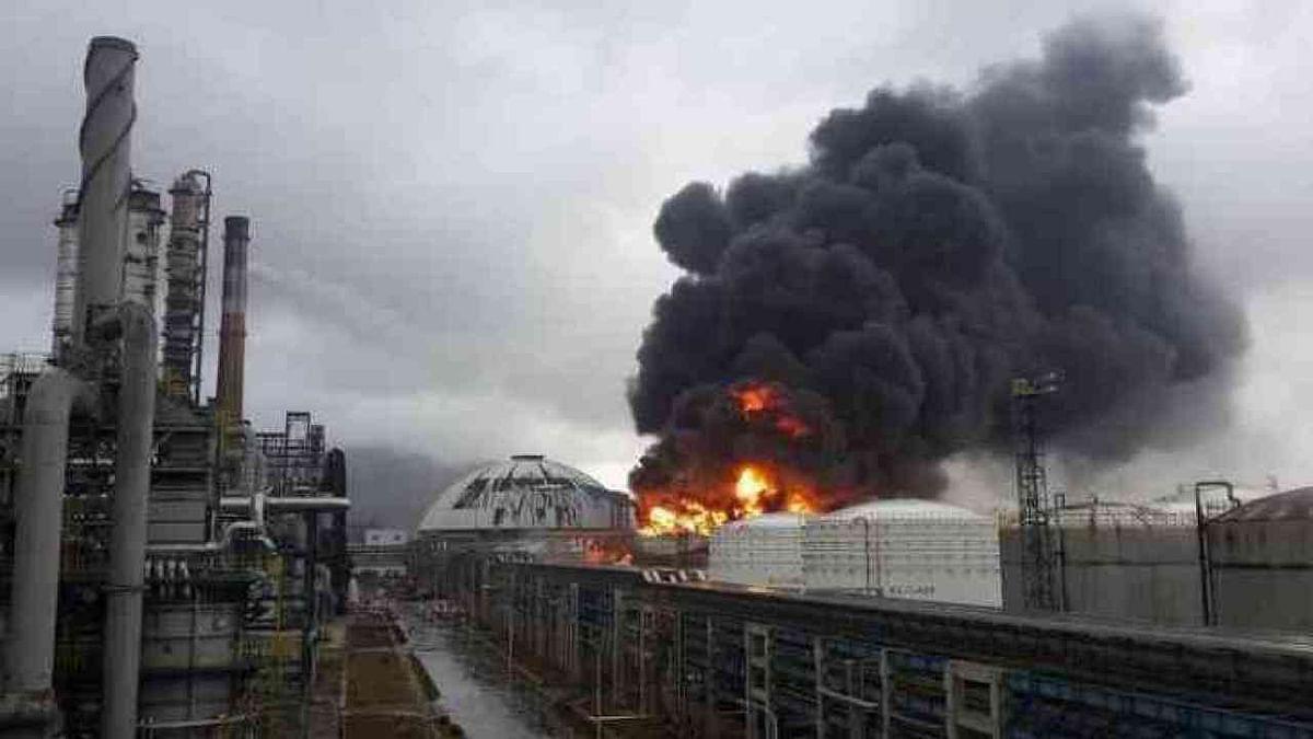 چین: کیمیکل پلانٹ میں دھماکہ، 47 افراد ہلاک، 640 زخمی