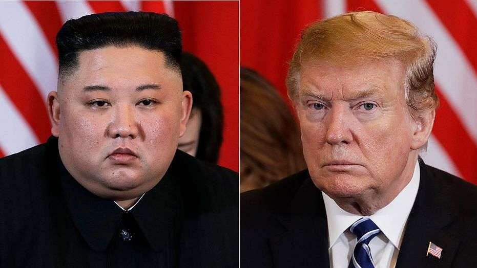 امریکہ- جنوبی کوریا فوجی مشق کے سلسلے میں کم جونگ سے بات نہیں ہوئی: ٹرمپ