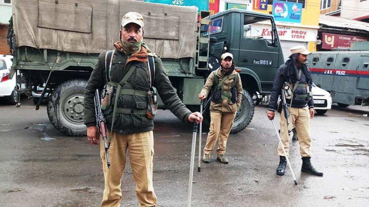 جموں و کشمیر: کشتواڑ میں 3 روز بعد کرفیو میں ایک گھنٹے کی ڈھیل