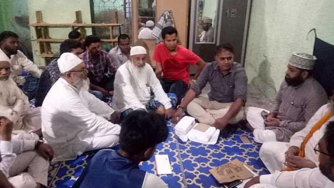 ممبئی میں بے رزگار مسلم نوجوانوں کے لئے اسکل ٹریننگ میلہ