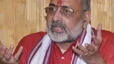 دہلی کو اسلامک اسٹیٹ بننے سے بچانا ہے تو بی جے پی کو ووٹ دیں: گری راج سنگھ