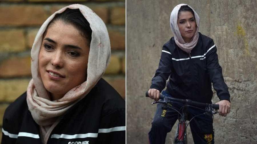 افغان خواتین نے اپنے حقوق کے لئے کھینچی 'سرخ لکیر'
