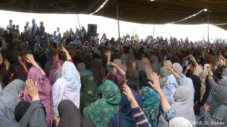کوئٹہ میں ہزارہ کمیونٹی کا احتجاج جاری