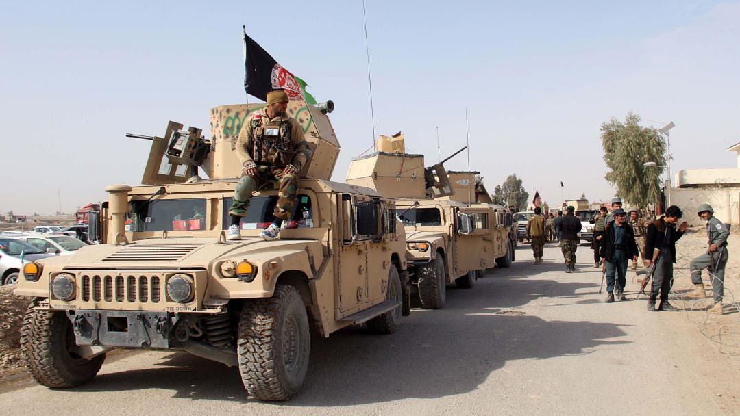 افغانستان میں فضائی حملے میں 18 طالبان ہلاک