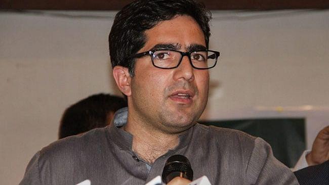 شاہ فیصل پر عائد پی ایس اے میں توسیع غیر قانونی: جے کے پی ایم