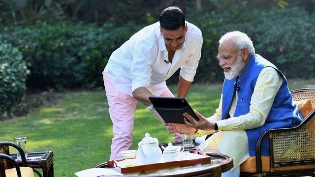 طنز و مزاح: مودی وزیر اعظم نہیں بلکہ سیاست کے 'عظیم اداکار' کے طور پر جانے جائیں گے... وشنو ناگر