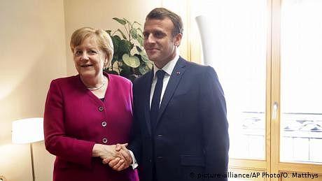 یورپی کمیشن کا نیا صدر کون؟ میرکل اور ماکروں میں اختلافات
