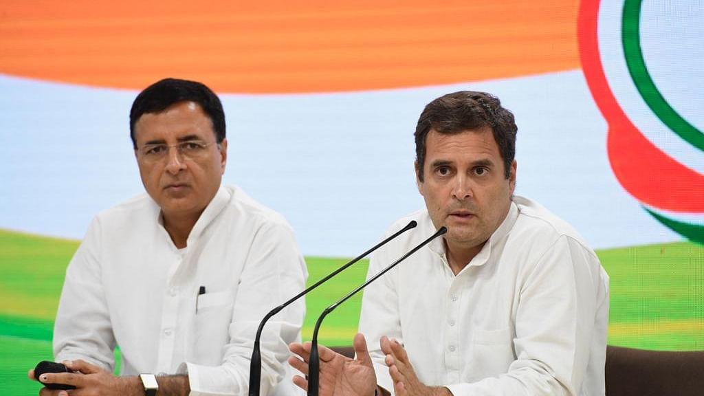 عام انتخابات LIVE: نریندر مودی تشدد کے فلسفے پر عمل کرتے ہیں، گاندھی کے فلسفے پر نہیں... راہل