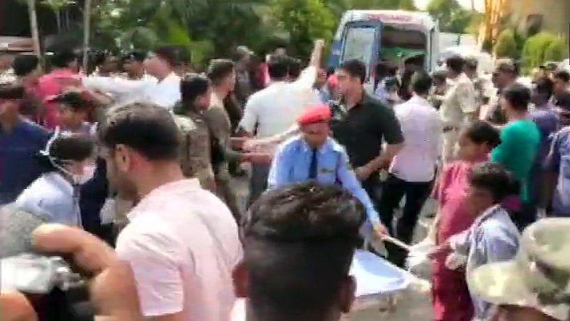 جھارکھنڈ: سرائے کیلا میں نکسلیوں نے کیا آئی ای ڈی دھماکہ، 11 جوان زخمی