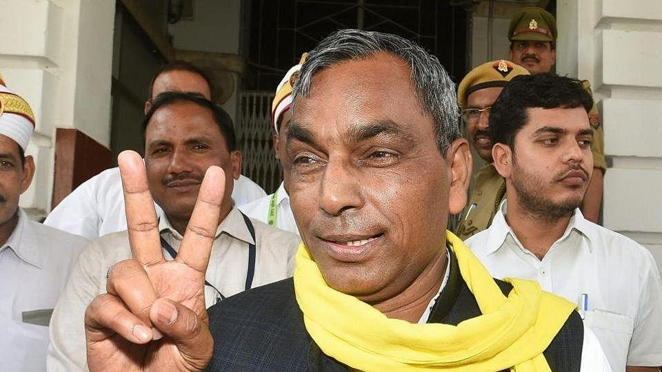 ایس پی-بی ایس پی اتحاد یو پی میں بڑی جیت درج کرے گا: راج بھر