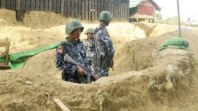 میانمار میں فوج روہنگیا طبقے پر ظلم کر رہی ہے: ایمنسٹی