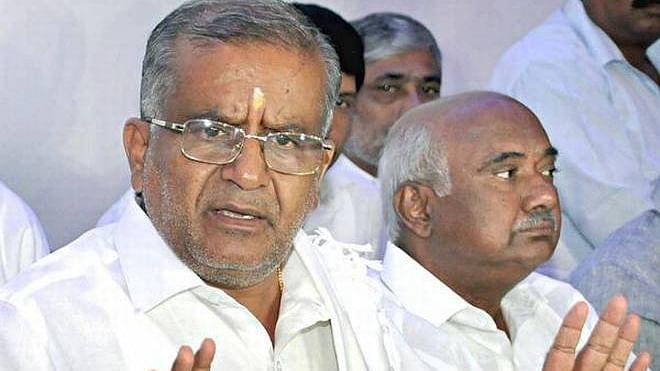 کرناٹک حکومت کو خطرہ نہیں: جی ٹی دیوے گوڑا