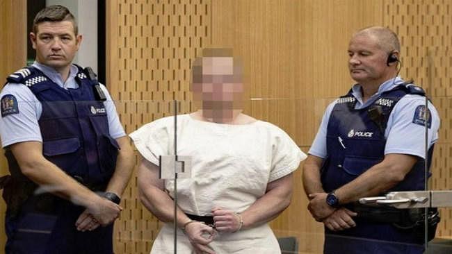 کرائسٹ چرچ مسجد حملہ: برینٹن ٹیرنٹ پر پہلی مرتبہ لگا دَہشت گردی کا الزام