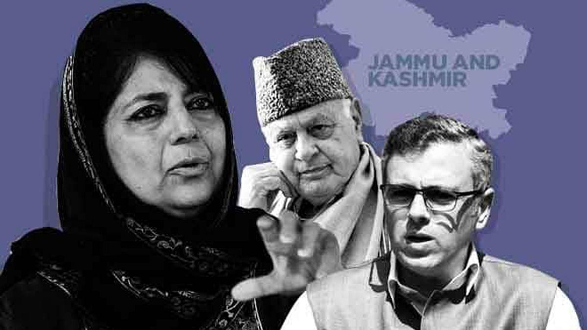 کشمیر میں نیشنل کانفرنس نے تینوں نشستوں پر کامیابی کے جھنڈے گاڑے