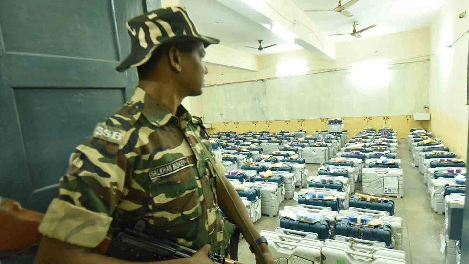 لوک سبھا انتخابات: دہلی میں ووٹوں کی گنتی سات مراکز پر ہوگی