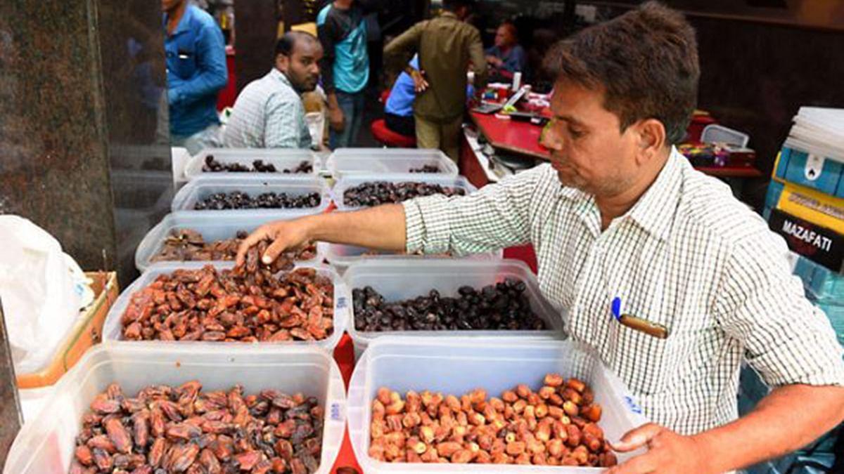جنوبی ہند میں کھجوروں کی فروخت کا سرکردہ مقام حیدرآباد