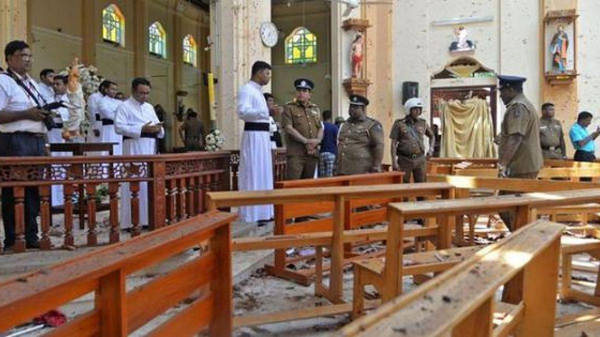 سری لنکا بم دھماکہ: ملزمان کی گرفتاری کے لئے فوجی مہم شروع