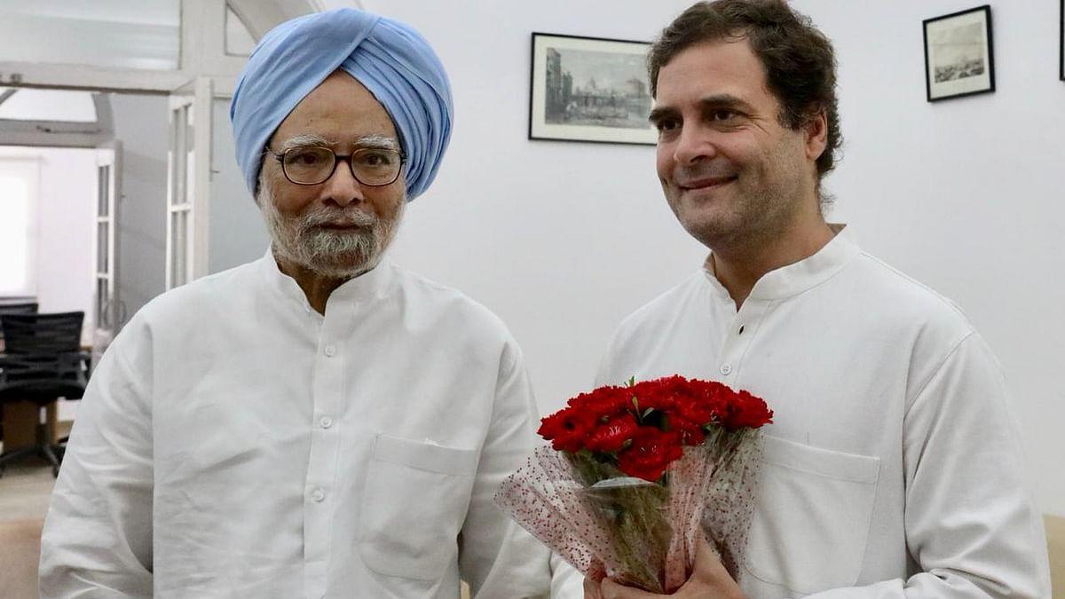راہل گاندھی کی سالگرہ: کہیں لگے درخت، کہیں ہوئی لمبی عمر کی دعاء... تصویری جھلکیاں