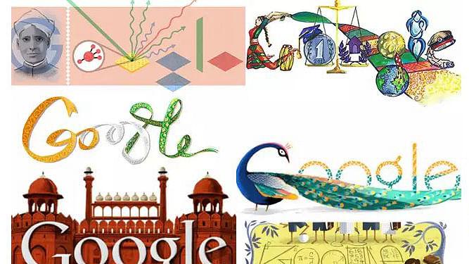 گوگل کا ڈوڈل: جانیں اس کے پیچھے کس کا دماغ کار فرما ہوتا ہے!