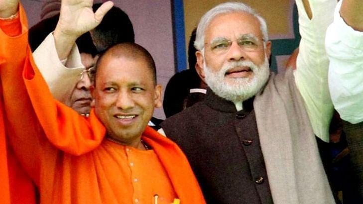 یو پی الیکشن: ہندوتوا، مندر اور نیشنلزم ہی بی جے پی کا سہارا، 2022 کا روڈ میپ تیار!