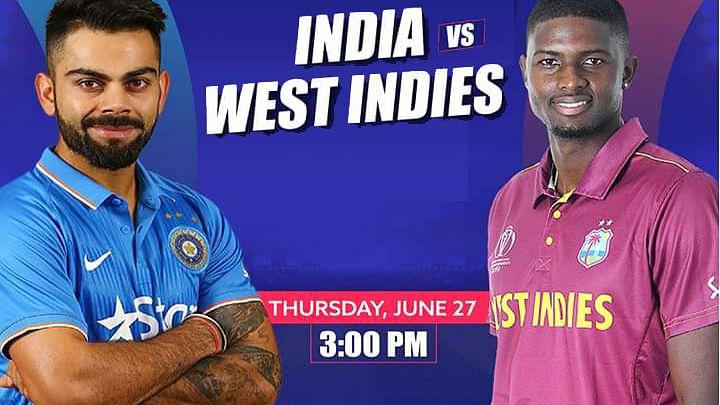 عالمی کپ: جیت کا سلسلہ برقرار رکھنے کے لئے اترے گی 'ٹیم انڈیا'