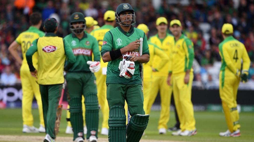 عالمی کپ 2019: آسٹریلیا نے بنگلہ دیش کو 48 رنوں سے ہرایا