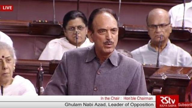 جھارکھنڈ لنچنگ:'نیو انڈیا اپنے پاس رکھیے، ہمیں پرانا ہندوستان لوٹا دیجیے'... غلام نبی آزاد