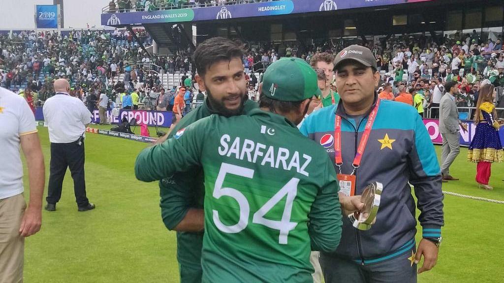 عالمی کپ: افغانستان کی 3 وکٹ سے ہار، سیمی فائنل کیلئے پاکستان کی امیدیں برقرار