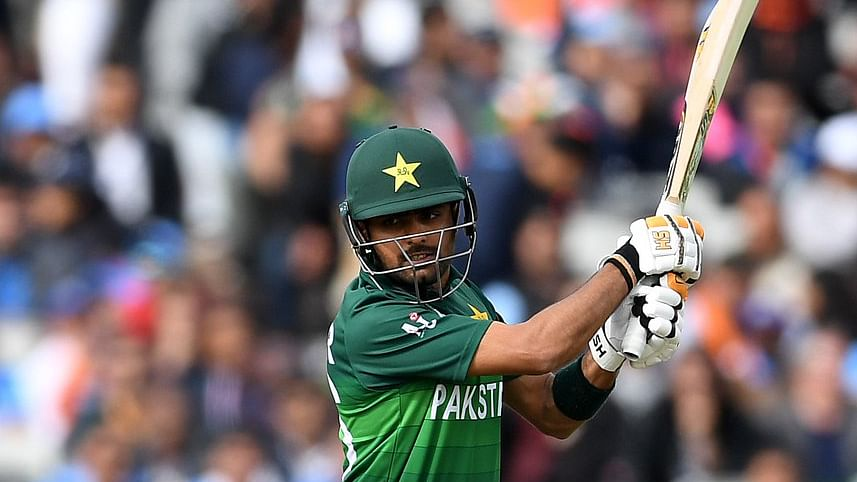بابر اعظم پاکستانی ون ڈے ٹیم کے کپتان مقرر