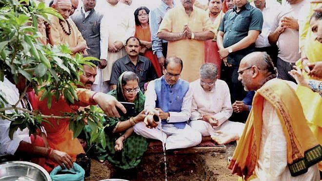 مدھیہ پردیش: شیوراج حکومت میں 'شجرکاری' کے عالمی ریکارڈ کا دعوی فرضی نکلا!
