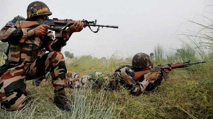 راجوری: ایل او سی پر ہند- پاک افواج کے درمیان گھمسان، ایک فوجی اہلکار ہلاک