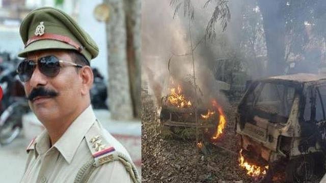 بلند شہر تشدد: ہندو تنظیموں کے 44 کارکنان کے خلاف 'غداری ملک' کے تحت کارروائی