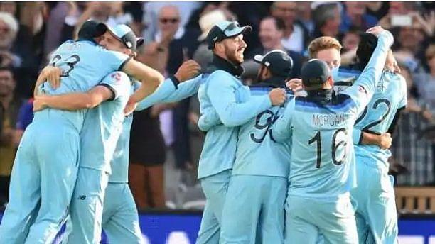 عالمی کپ فائنل: نیوزی لینڈ کو شکست دے کر انگلینڈ نے جیتا ورلڈ کپ