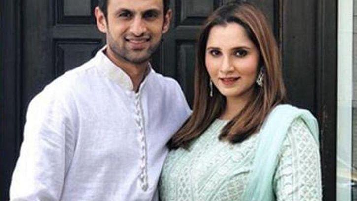 ثانیہ مرزا کا شوہر 'شعیب ملک' کی سبکدوشی پر جذباتی ٹوئیٹ