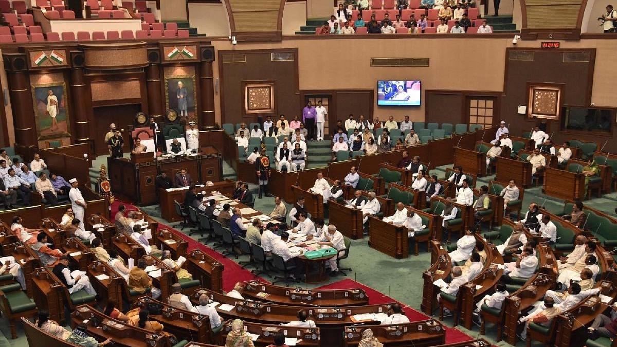 مدھیہ پردیش اسمبلی: پسماندہ طبقات کو 27 فیصد ریزرویشن دینے کی تجویز کو منظوری