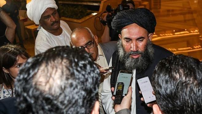 افغانستان میں امن کے لیے جانی دشمنوں کی ملاقات