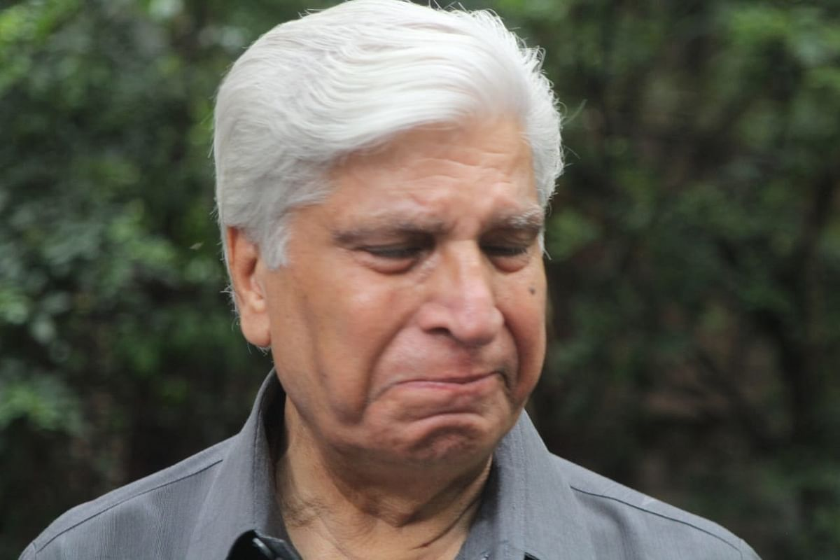 اس موقع پر دہلی کے سابق وزیر ٹرانسپورٹ رماکانت گوسوامی بے حد جذباتی نظر آئے۔