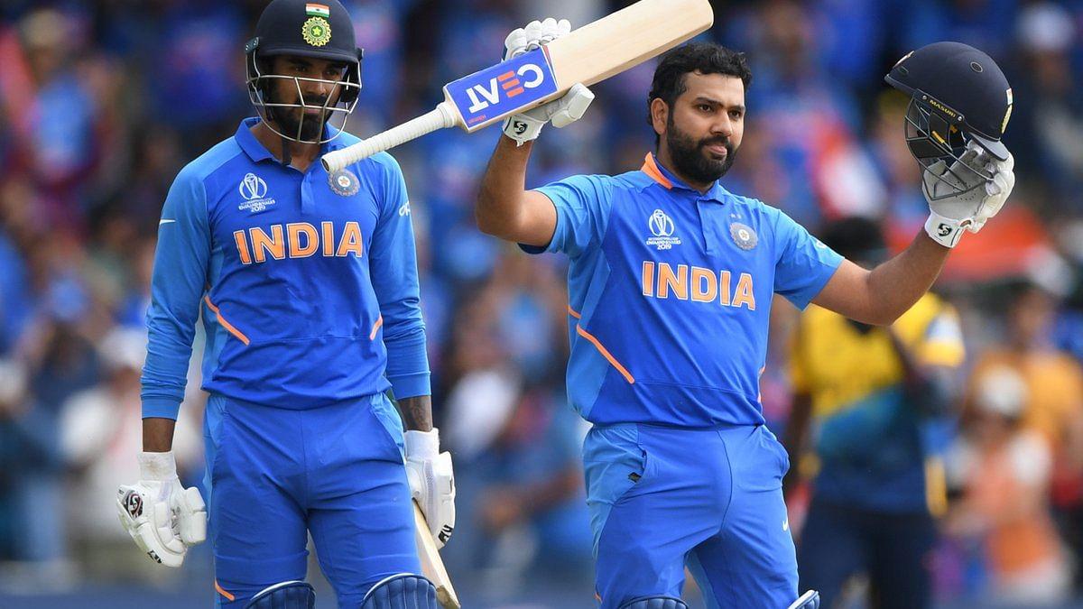 عالمی کپ 2019: روہت اور راہل کی سنچریاں، ٹیم انڈیا کی سری لنکا پر 7 وکٹ سے جیت