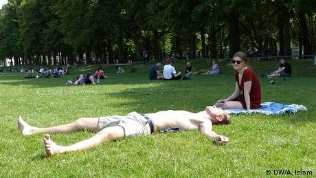 جرمنی میں شدید گرمی، قیلولہ کی اجازت کا مطالبہ