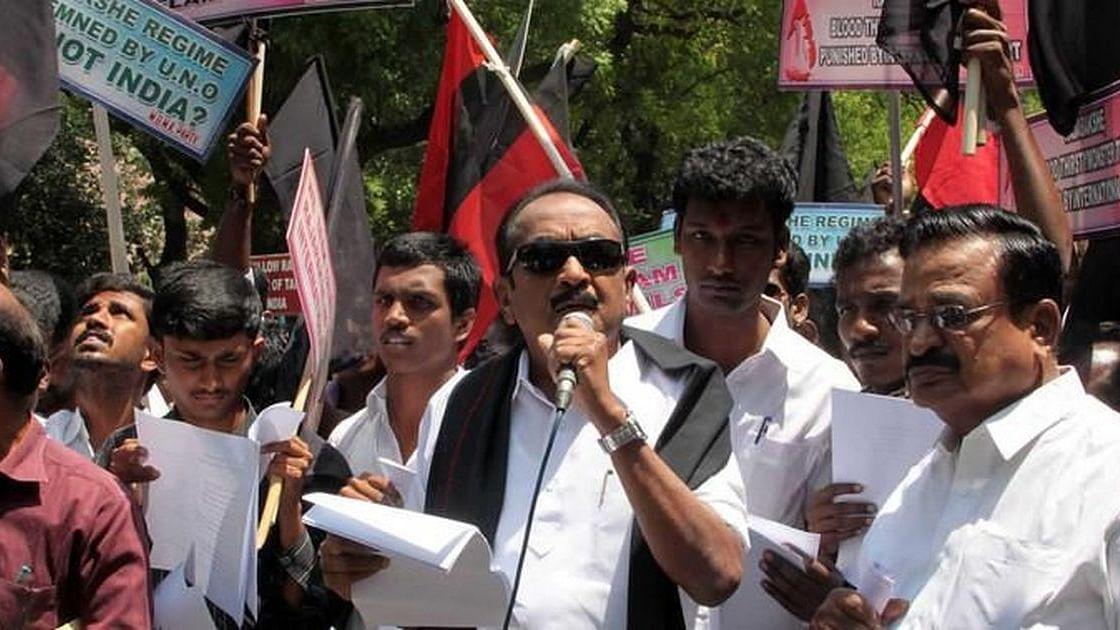 وائیکو 2009 کے غداریٔ وطن معاملے میں مجرم قرار، ضمانت پر رہا