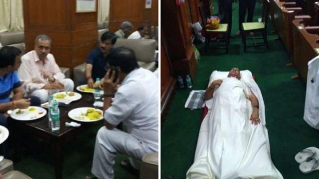 کرناٹک میں بی جے پی ہر حال میں حکومت پر قبضہ کرنا چاہتی ہے