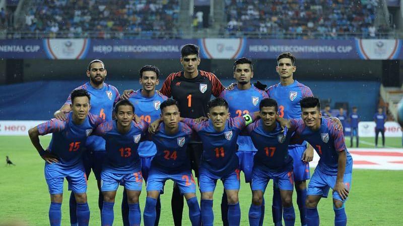 ہیرو انٹر کونٹی نینٹل فٹبال  کپ: ہندوستان کے فائنل میں پہنچنے کی امید ختم