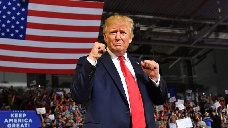 ٹرمپ کے خلاف مواخذے کی تحریک ناکام