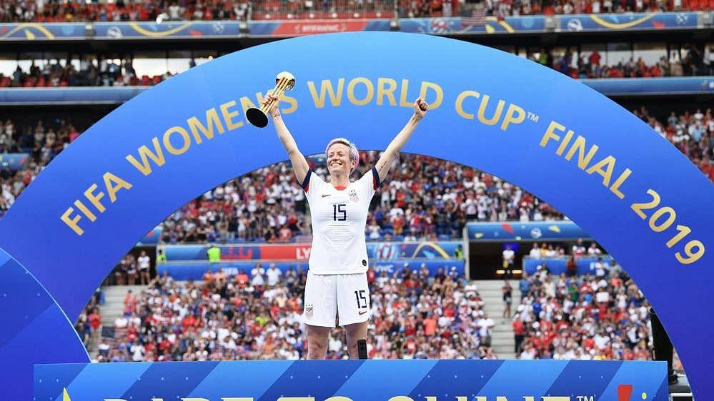 عالمی کپ فٹبال: امریکی خواتین نے رقم کی تاریخ، نیدرلینڈ کو 0-2 سے ہرا کر خطاب پر کیا قبضہ