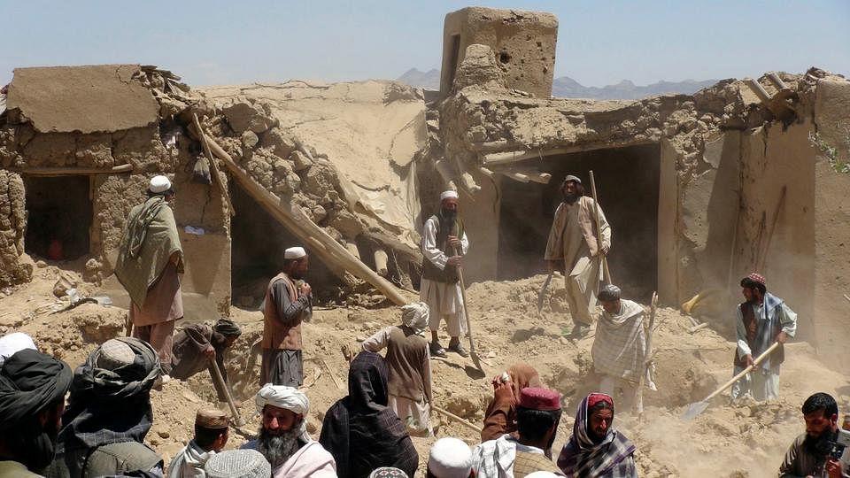 امریکی حملوں میں گزشتہ مئی میں کم از کم 39 افغان شہری ہلاک: اقوام متحدہ