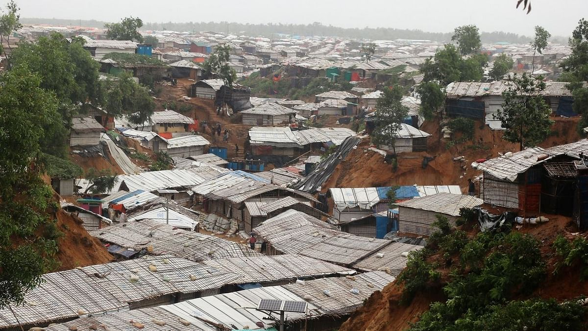 بنگلہ دیش: روہنگیا پناہ گزین کیمپوں میں لینڈ سلائیڈنگ، ایک ہلاک، 4 ہزار افراد بے گھر