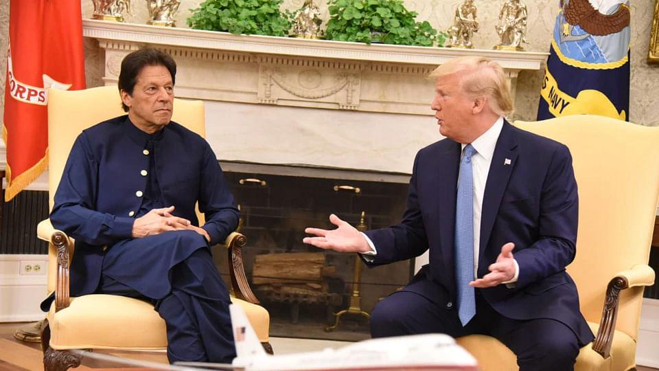 ٹرمپ کشمیر ثالثی معاملہ پر جھوٹ بول رہے ہیں،وزارت خارجہ کا دعوی کبھی نہیں کی بات
