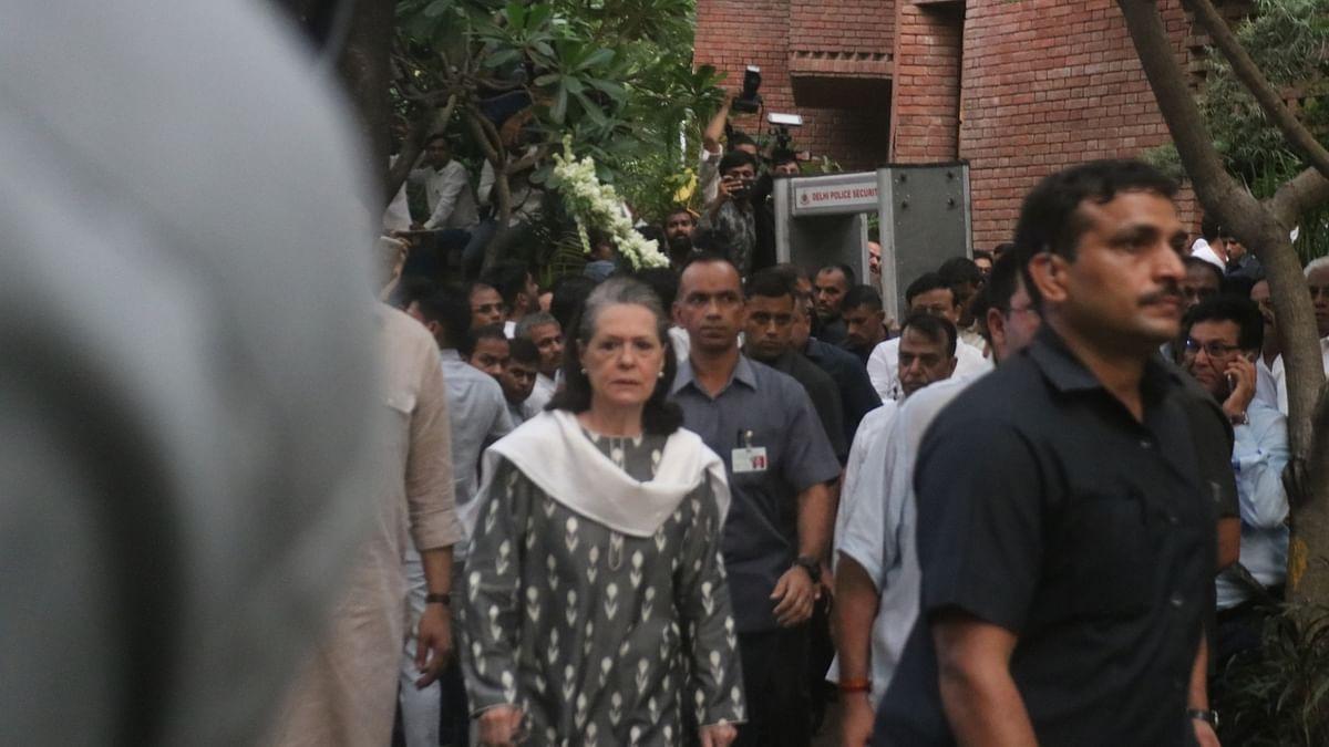 شیلا دیکشت کا انتقال: سونیا، منموہن اور راہل نے خراج تحسین پیش کیا