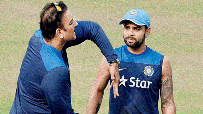 کرکٹ عالمی کپ: ہندوستان لوٹتے ہی کوہلی-شاستری پر سوالوں کی بارش متوقع